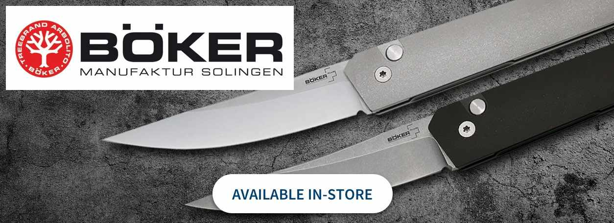 More About Bokar Knives