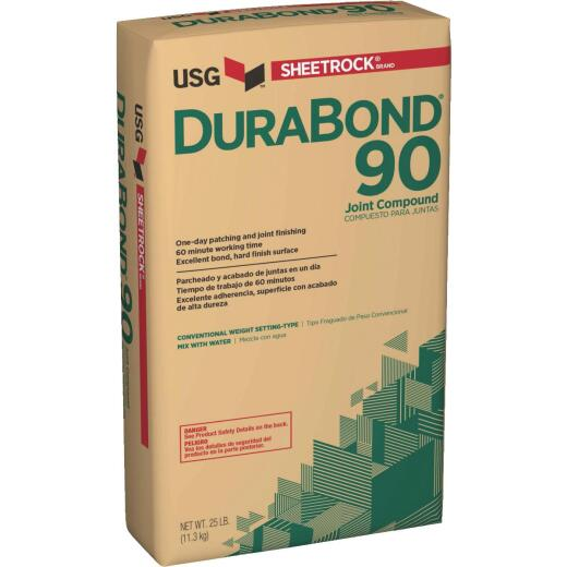 Sheetrock Durabond 90 Setting Type 25 Lb. Drywall Joint Compound