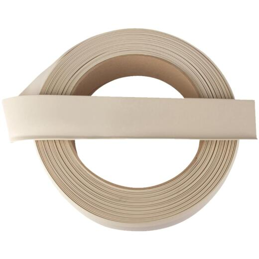 Roppe 4 In. x 120 Ft. Roll Almond Vinyl Dryback Wall Cove Base