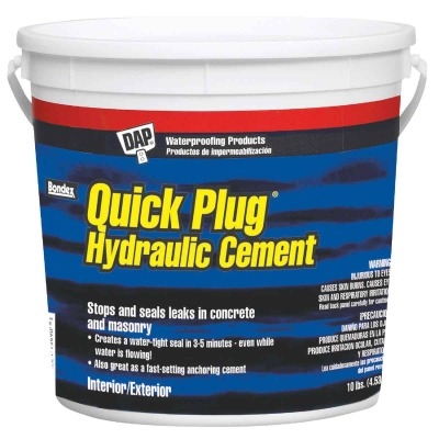 Dap Bondex 10 Lb Box Hydraulic Cement