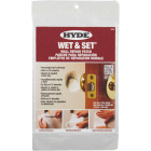 Hyde Wet & Set 5 In. x 15 In. Wall & Ceiling Drywall Patch Image 1
