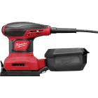 Milwaukee 1/4 Sheet 3.0A Finish Sander Image 1