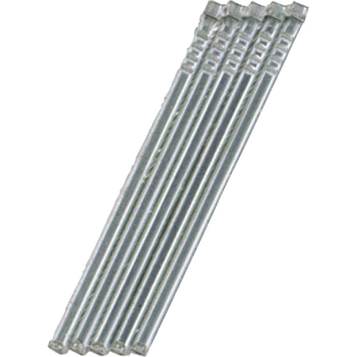 Grip-Rite 15-Gauge Galvanized 25 Degree FN-Style Angled Finish Nail, 2 In. (1000 Ct.)