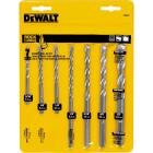 DeWalt Masonry Drill Bit Set (7-Pieces) Image 1