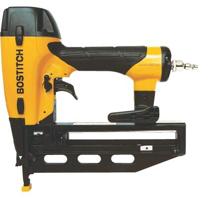Bostitch 16-Gauge 2-1/2 In. Straight Finish Nailer Kit