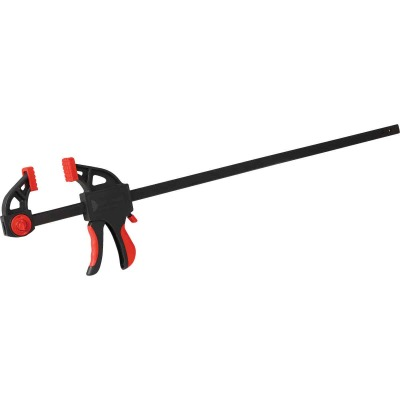 Do it Pistol Grip 24 In. One-Hand Bar Clamp and Spreader