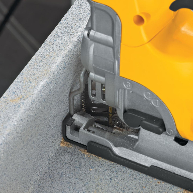 DeWalt 6.5A 4-Position 500-3100 SPM Jig Saw Kit Image 6