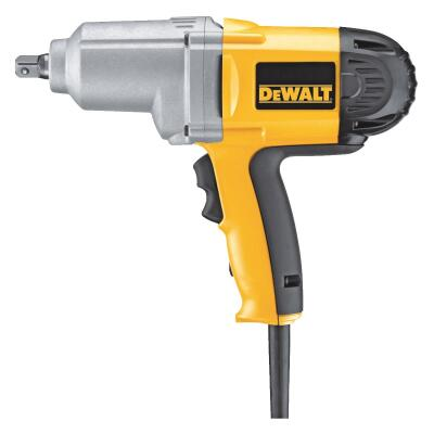 DeWalt 1/2 In. Impact Wrench with Detent Pin Anvil