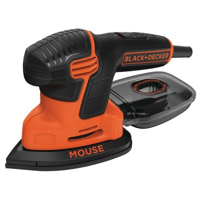 Black & Decker Mouse 10 In. 1.2A Finish Sander