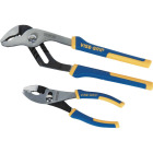 Irwin Vise-Grip ProPlier 6 In. Slip Joint and 10 In. Groove Joint Plier Set (2-Piece) Image 1