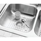 InterDesign Sinkworks 11 In. x 12.5 In. Euro Sink Mat Image 2