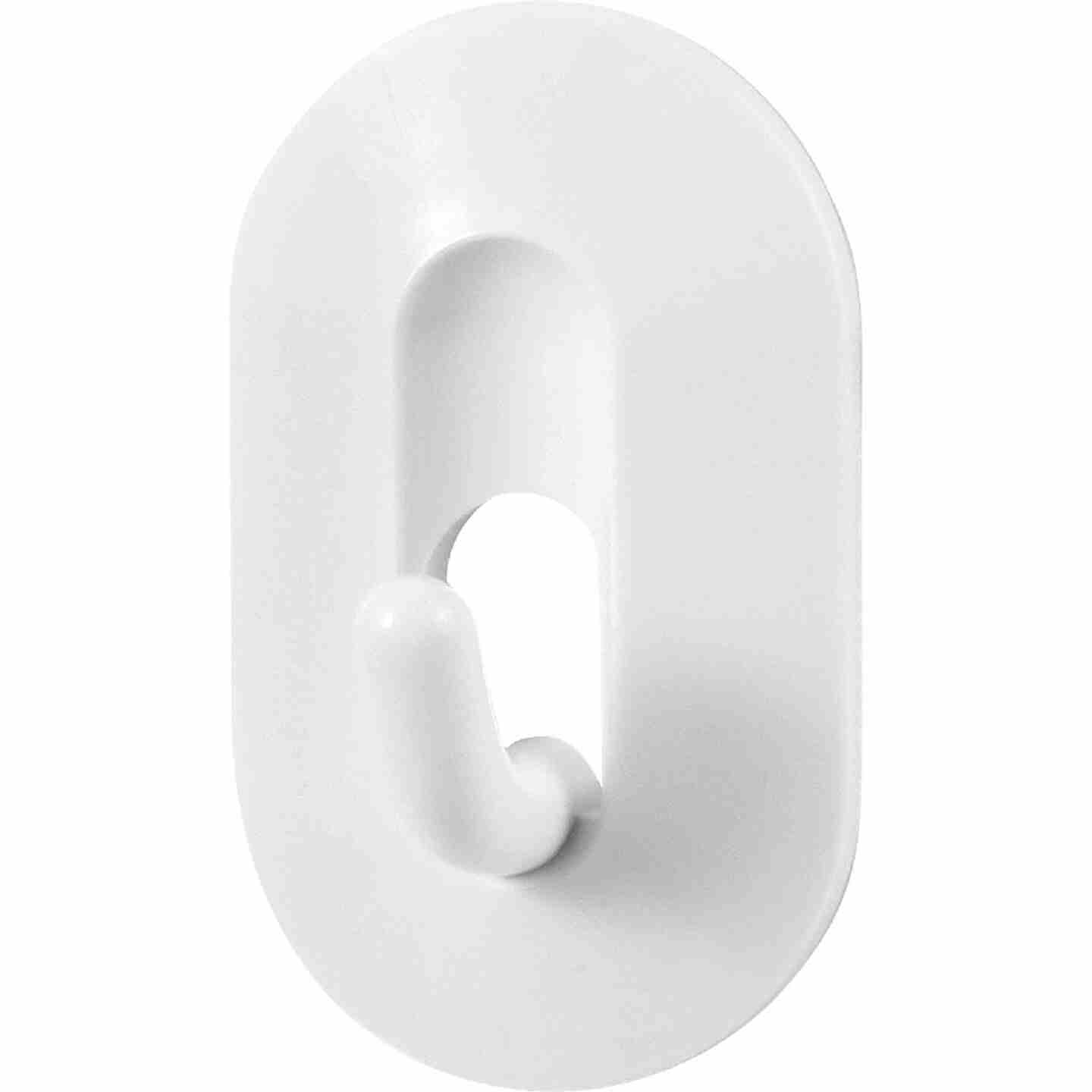 Spectrum Diversified White Magnetic Hook (2-Pack) Image 1