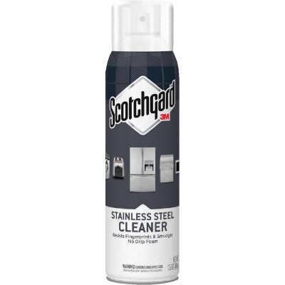Scotchgard 17.5 Oz. Stainless Steel Cleaner & Polish