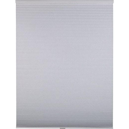 Home Impressions 1 In. Room Darkening Cellular White 35 In. x 72 In. Cordless Shade