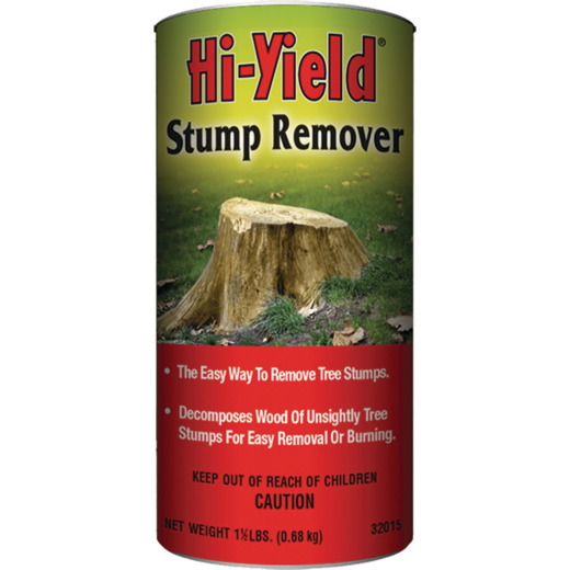 Hi-Yield 1-1/2 Lb. Granular Stump Remover