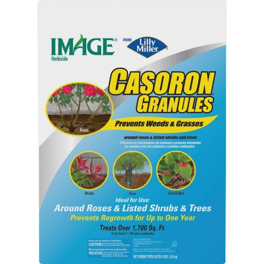 Lilly Miller Image 8 Lb. Ready To Use Granules Casoron Granules Weed Killer