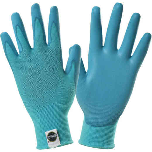 Miracle-Gro Women's Medium/Large Polyurethane Coated Garden Glove