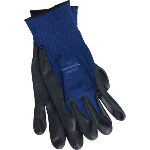 Showa Atlas Men's XL Comfort Grip Nitrile Coated Glove