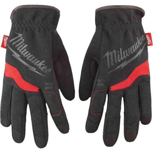 Milwaukee Free-Flex Men's XL Synthetic Work Glove