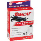 Tomcat Kill & Contain Mechanical Mouse Trap (2-Pack) Image 5