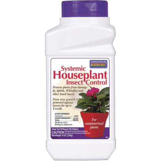 Bonide 8 Oz. Ready To Use Granules Housplant Insect Killer