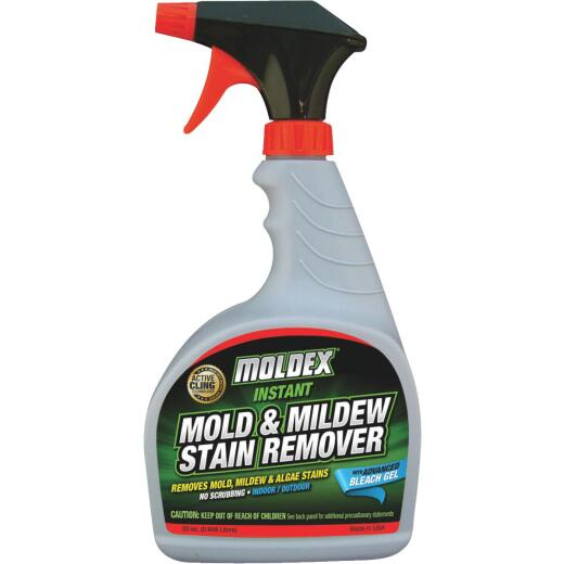 Moldex 32 Oz. Ready To Use Trigger Spray Instant Mold & Mildew Stain Remover