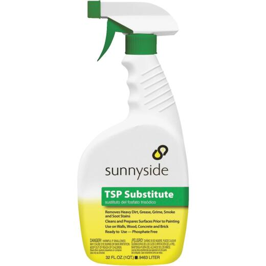 Sunnyside 1 Qt. Ready To Use Trigger Spray TSP Substitute Cleaner