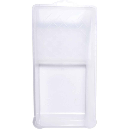 Whizz 6 In. x 11 In. Clear Solvent-Resistant Paint Tray
