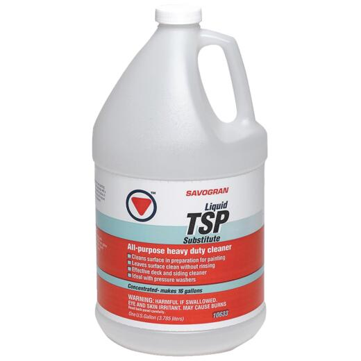 Savogran 1 Gal. Liquid TSP Substitute Cleaner