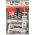 Wooster Microfiber Roller & Tray Kit (6-Piece) Image 1