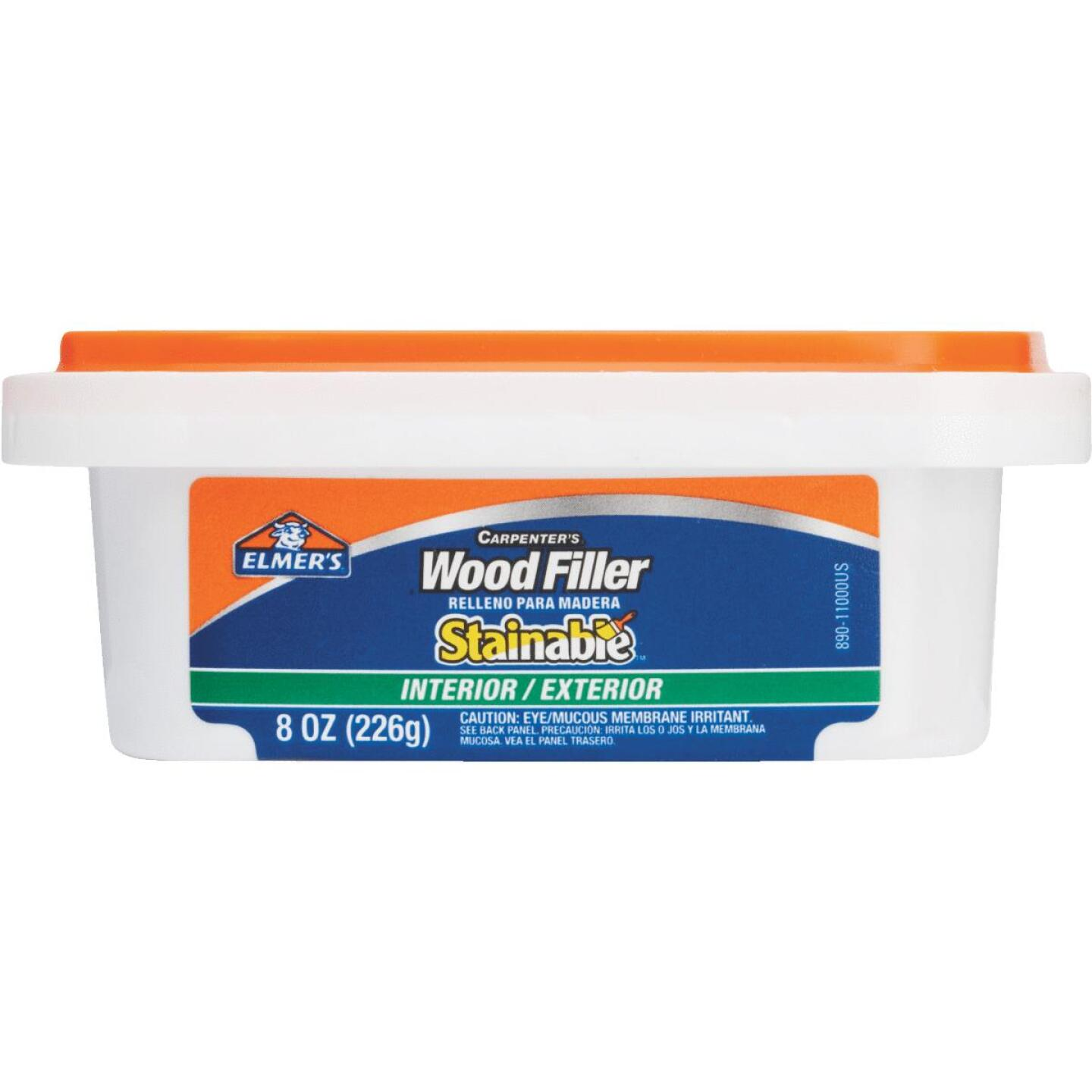 Elmer's Stainable Light Tan 8 Oz. Wood Filler Image 4