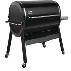 Weber SmokeFire EX6 Black 1008 Sq. In. Wood Pellet Grill Image 8