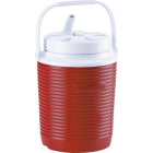 Rubbermaid Victory 1 Gal. Red Water Jug Image 1