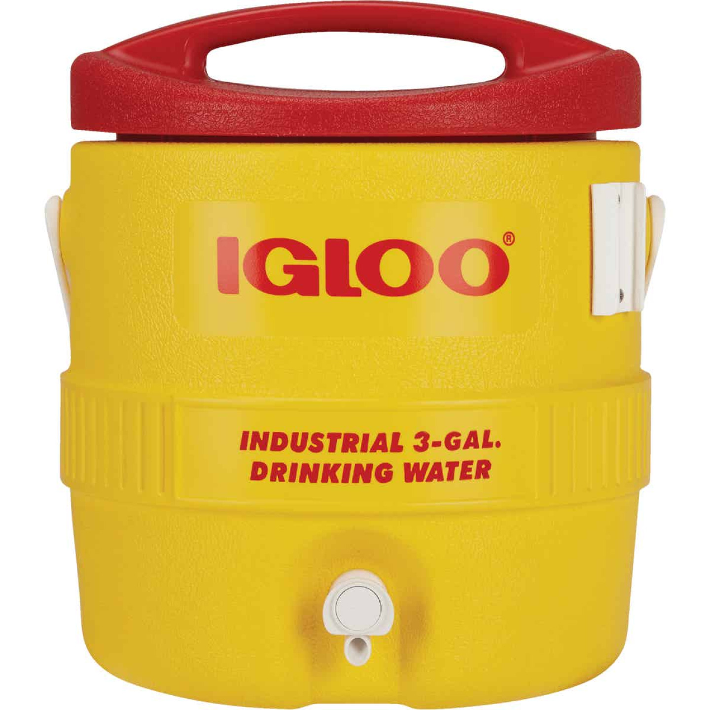Igloo 3 Gal. Yellow Industrial Water Jug Image 2
