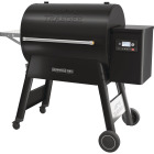 Traeger Ironwood 885 Black 38,000 BTU 885 Sq. In. Wood Pellet Grill with Pellet Sensor Image 1