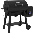 Broil King Baron Pellet 500 Black 800 Sq. In. Grill Image 4